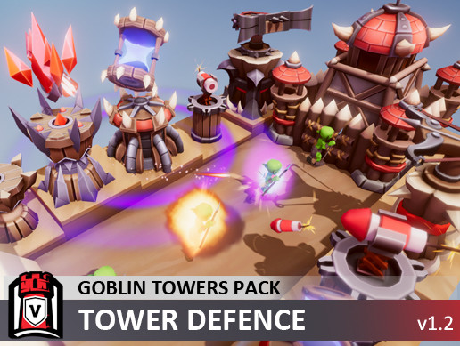 Goblin Towers Pack