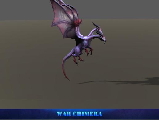 War Chimera