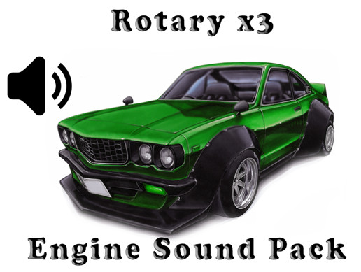 Rotary X3 - Engine Sound Pack