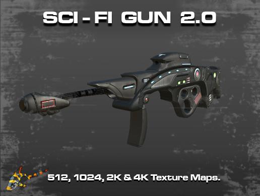 SCi-FI GUN 2.0