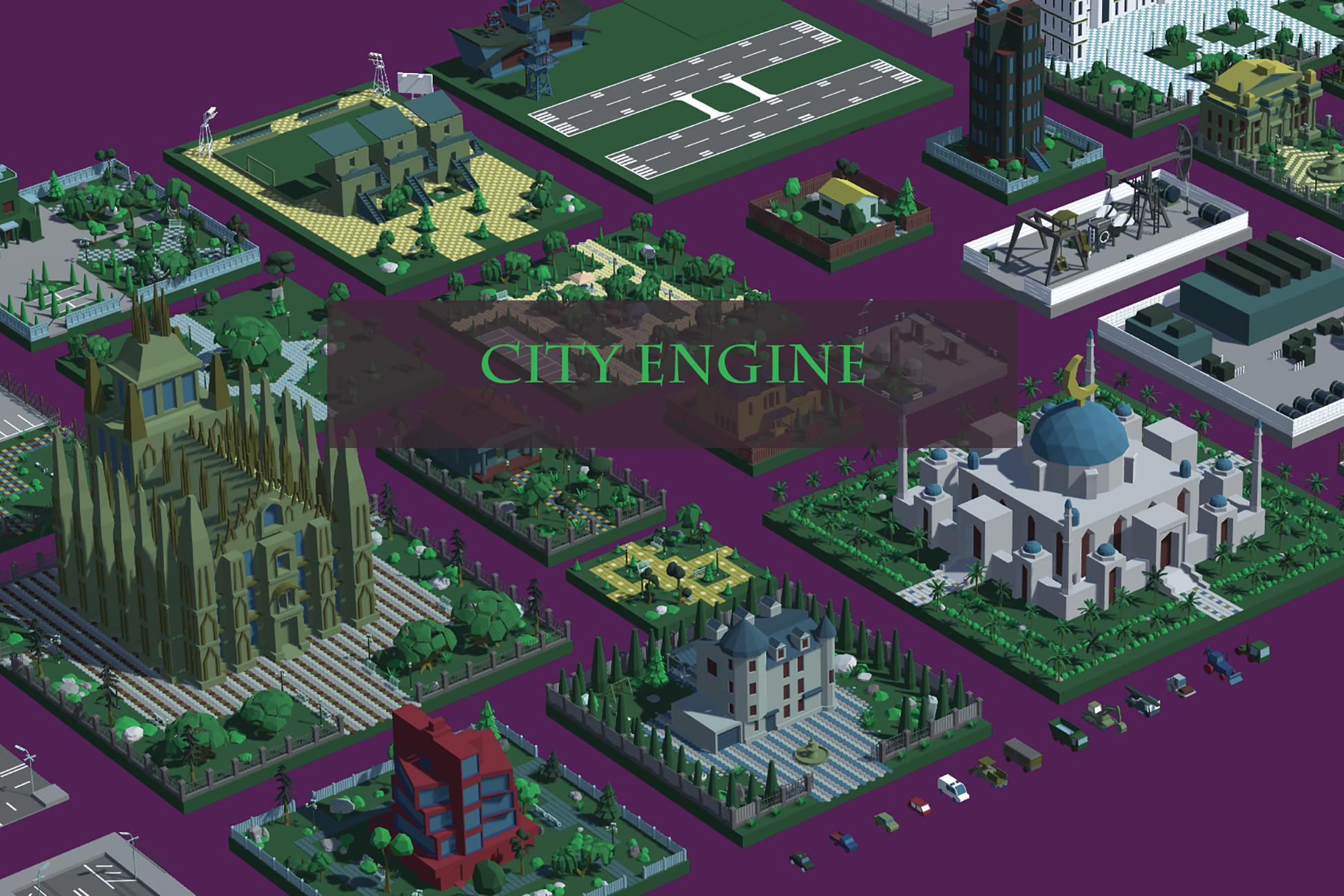 City Engine
