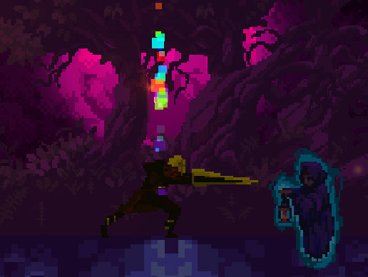 BloodRun | A 2D Side-scrolling Infinite Runner