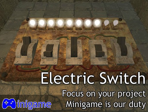 Electric Switch Minigame