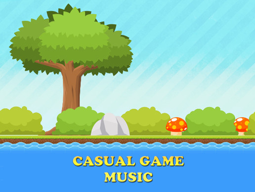 Casual Game Music Pack [Playful]