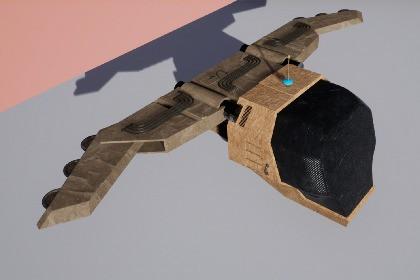Spaceship Z4