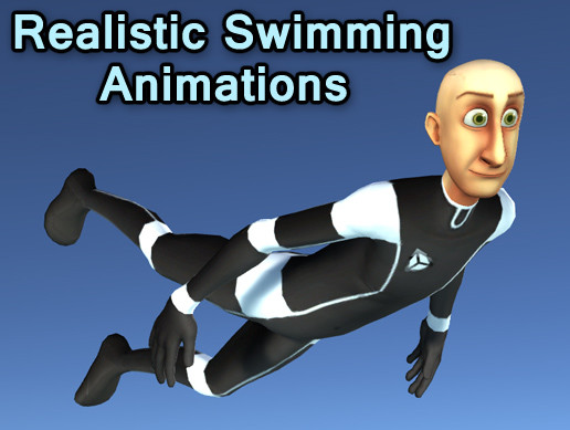 Realistic Swimming Animations