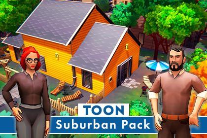 Toon Suburban Pack