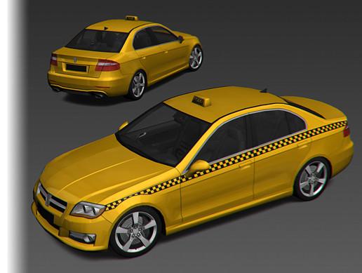 Generic Taxi