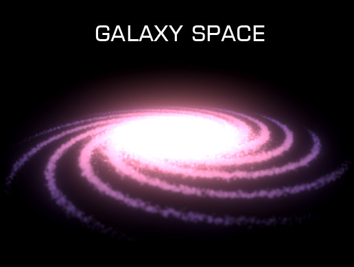 Galaxy Space - Procedural Galaxy Generator