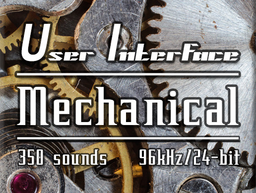 UI - Mechanical
