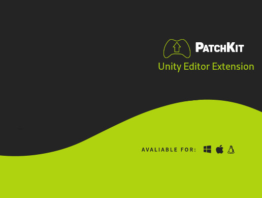 PatchKit Unity Editor Extension