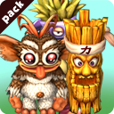 Cute Monster Pack2