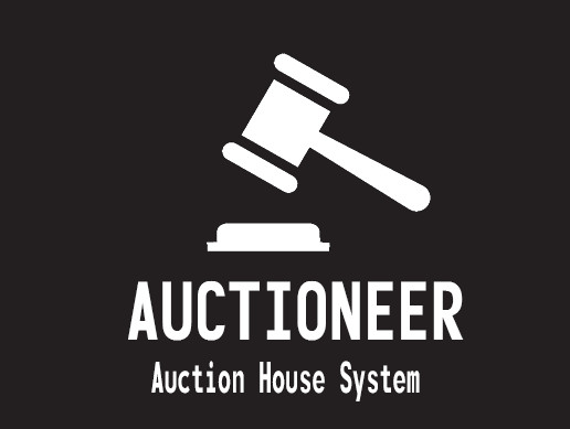 Auctioneer - Auction House System