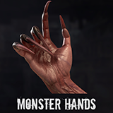 Monster Hands [Animated,Scripted]
