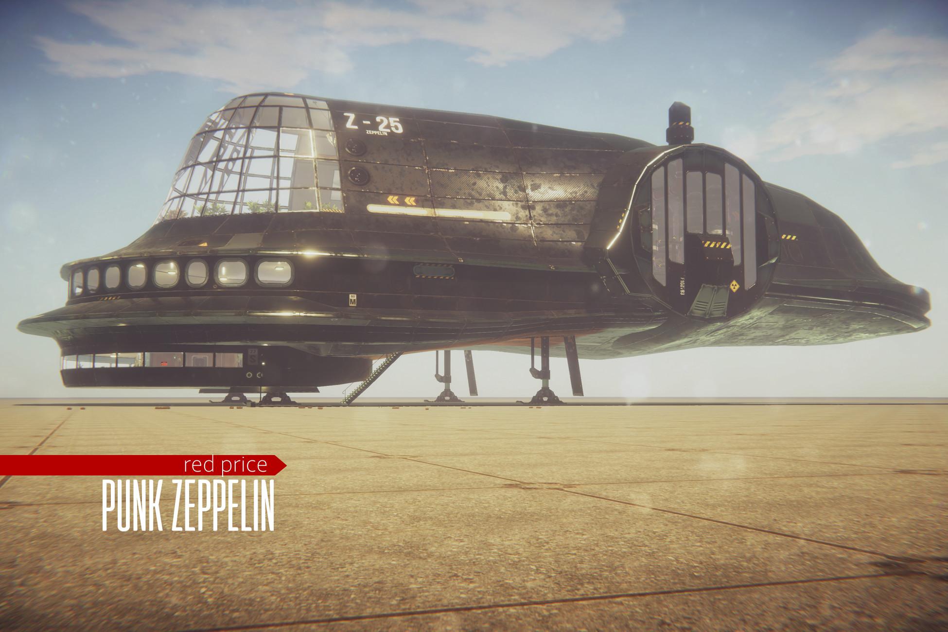 Zeppelin 'Z-25'