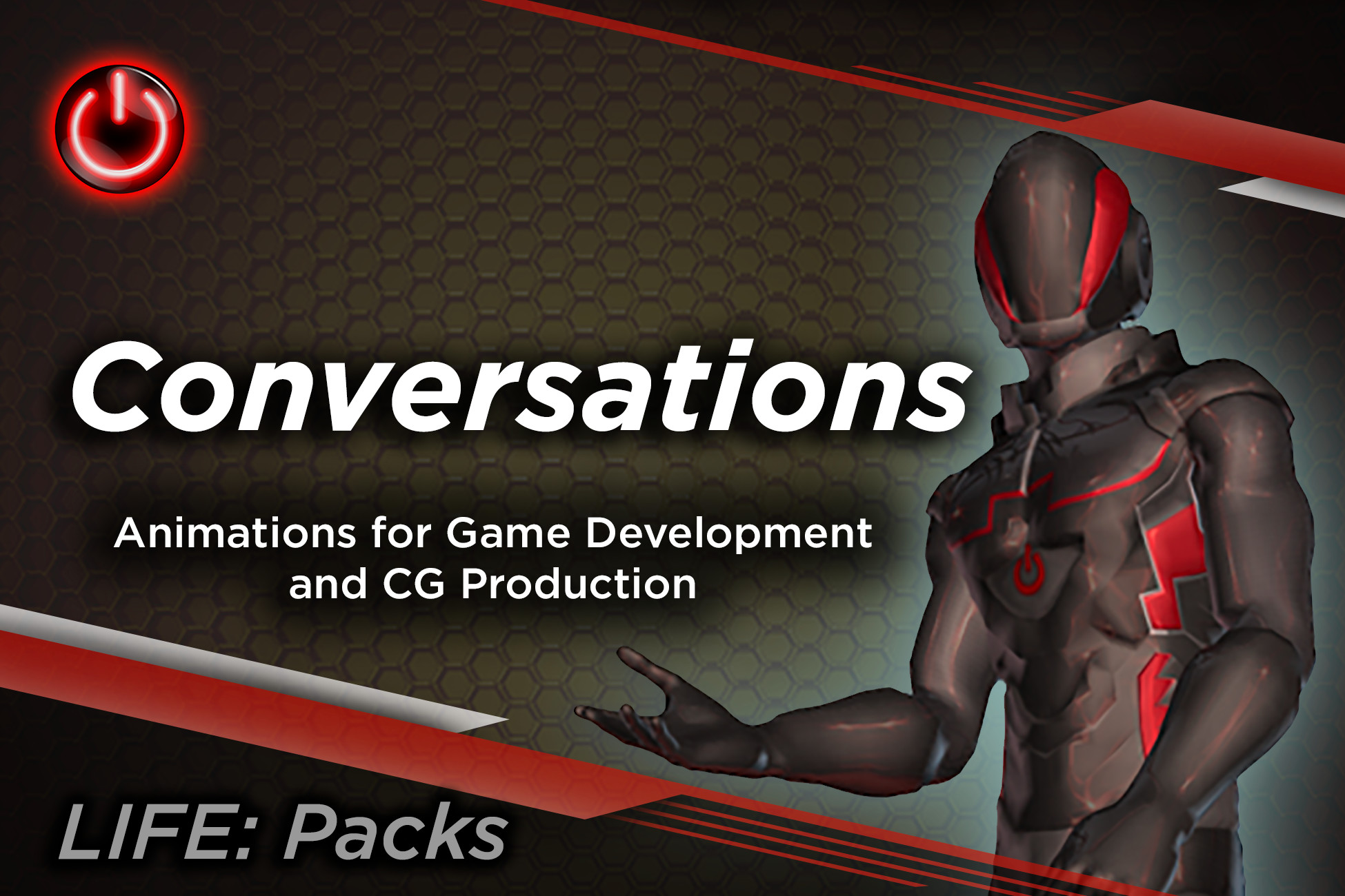 Conversations - Mocap Animation Pack