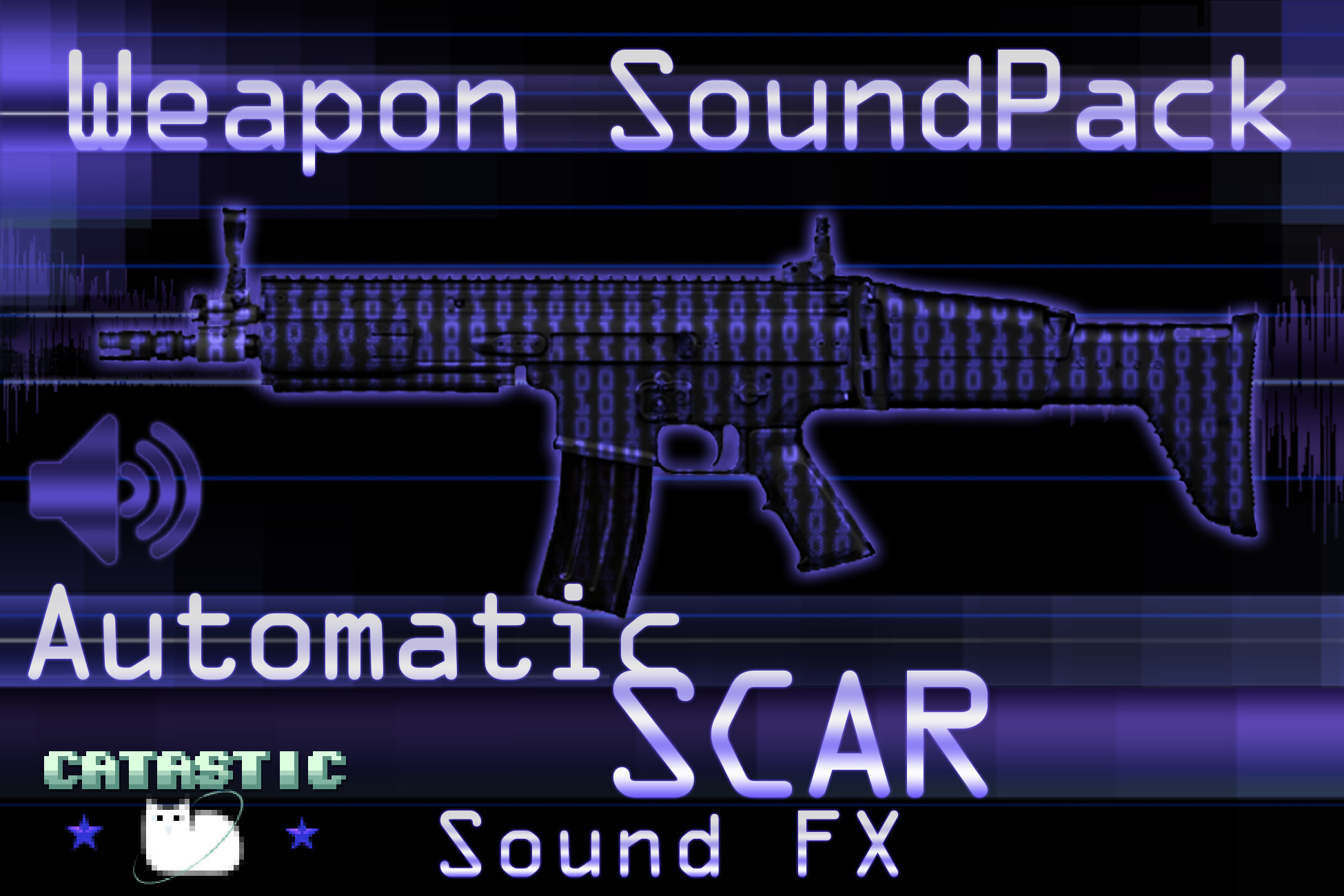Weapon Sound Pack - Automatic Rifle: SCAR