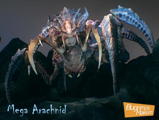 Arachnid Big Boss