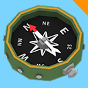 Low Poly Survival Compasses