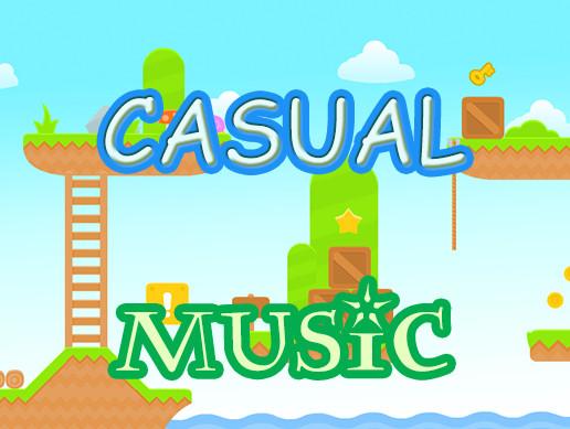 Casual Music Album - 051319