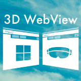 3D WebView for UWP / Hololens (Web Browser)