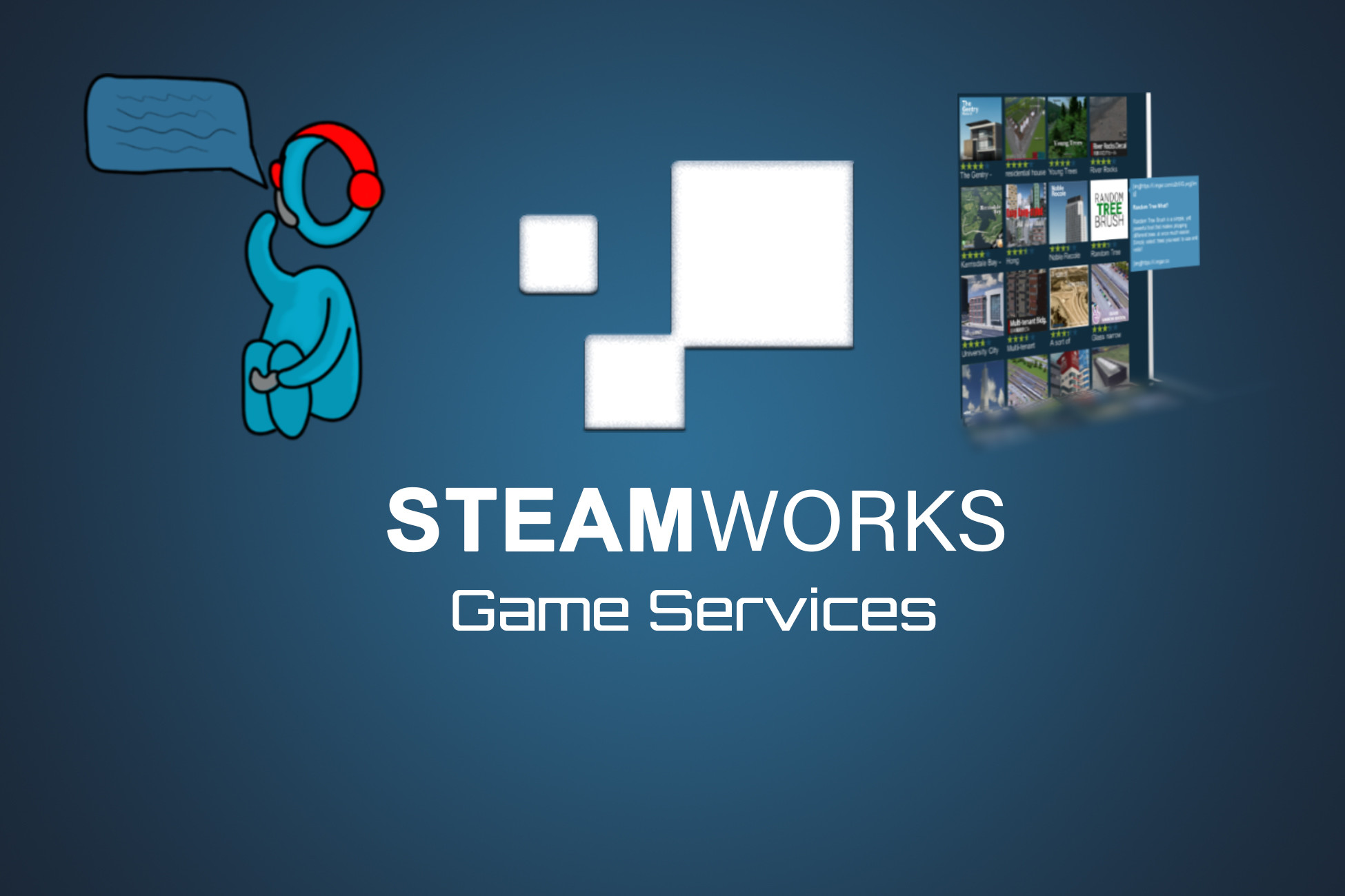 Steamworks Game Services - Asset Store