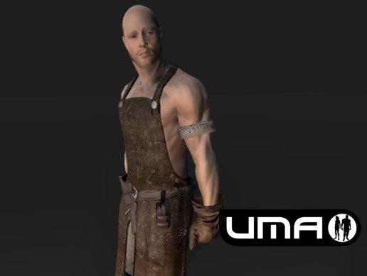 UMA Blacksmith Male
