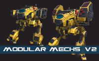 PBR Modular Mechs v2