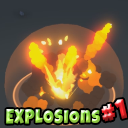 Stylized Explosion Pack 1