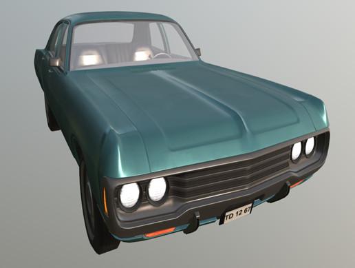 Real Car 12