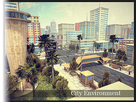 City Environment Pack