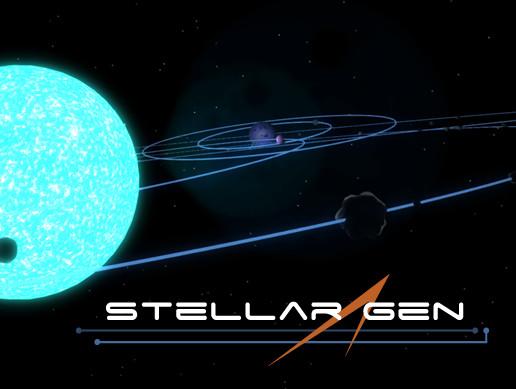 StellarGen - A Procedural Planetary System Generator - Asset