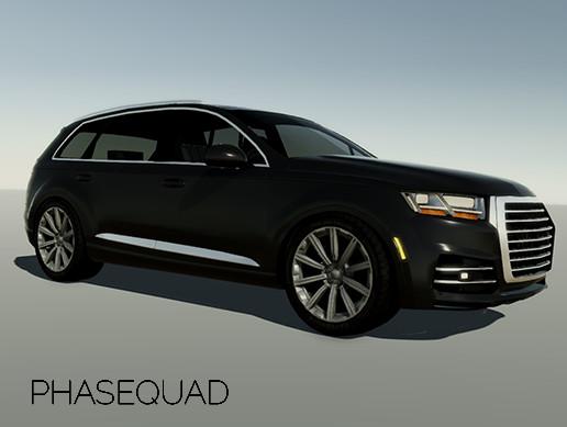 #021 SUV Car