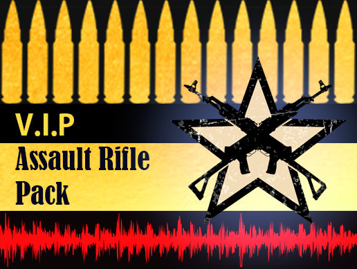 VIP Assault Rifle Pack