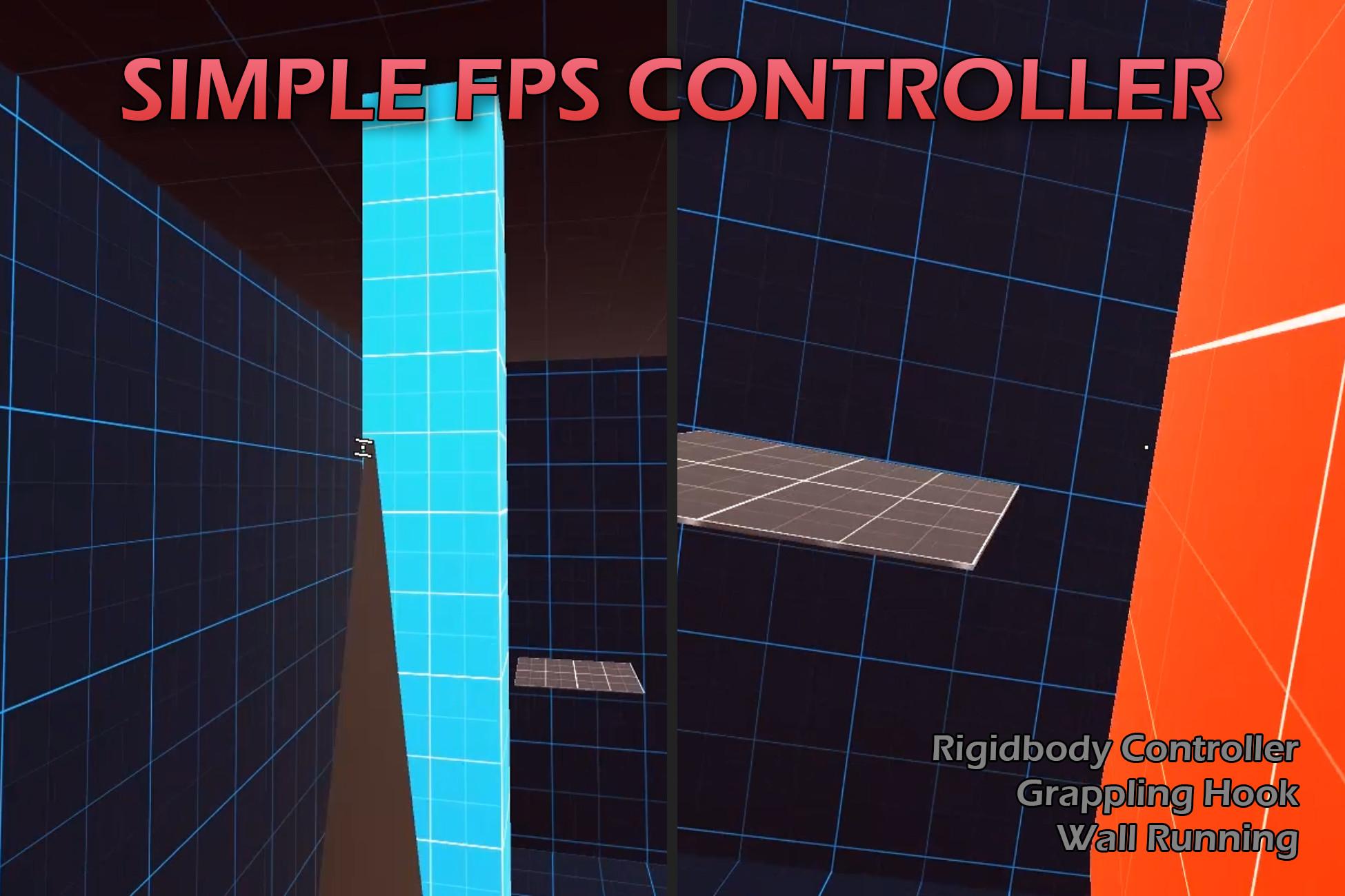 Simple FPS Controller v1.4
