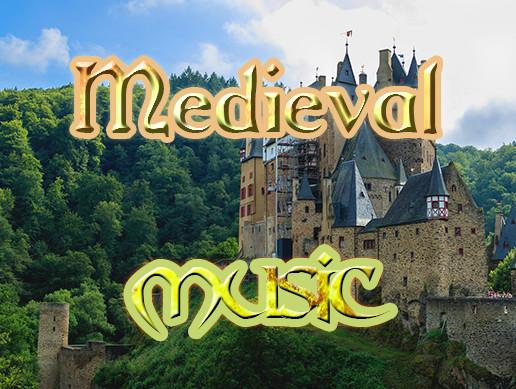 Medieval Music Album - 070819