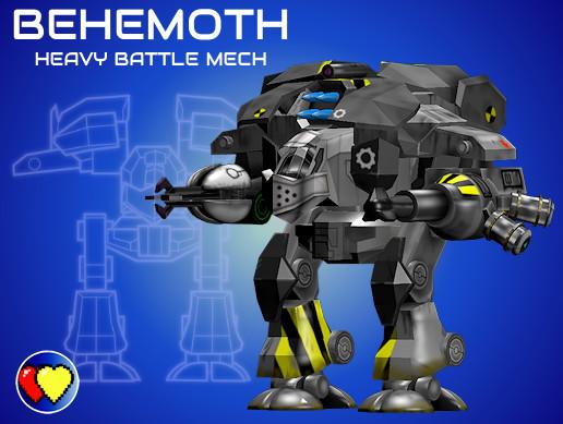 Behemoth Heavy Mech