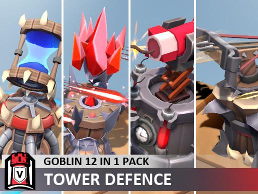 Goblin 12 in 1 pack
