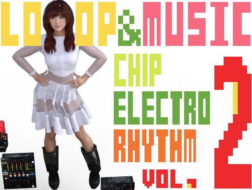 Loop & Music Vol.2(Chiptune, Electronic, Rhythm)