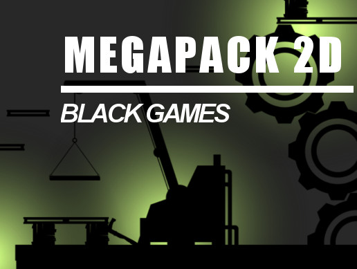 MegaPack2D | Black Games