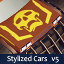 Stylized Customizable Cars (post apo v5)