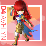 Casual RPG Character - 4 Avelyn