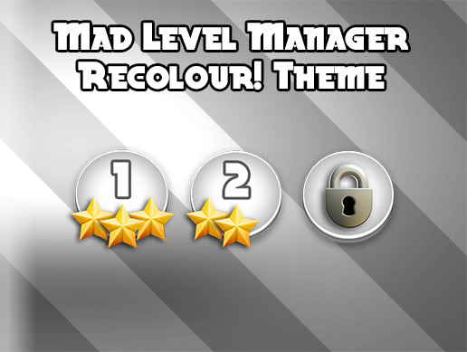 Recolour Theme for Mad Level Manager