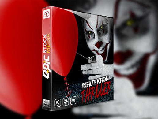 Infiltration Thriller