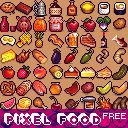 Free Pixel Food