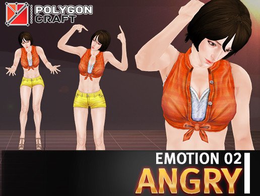 Emotion 02_ANGRY