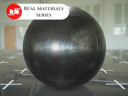 Steel Cast Raw
