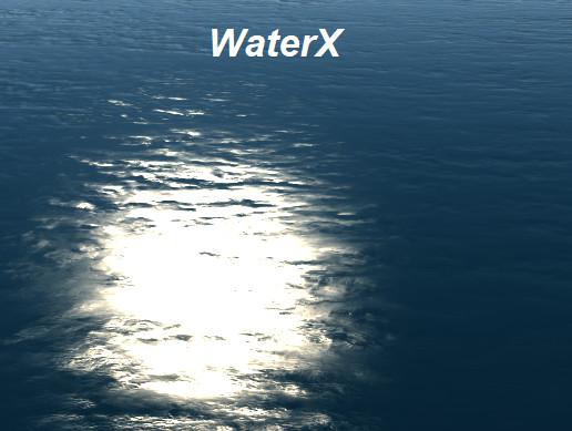 WaterX - ocean/water Effect