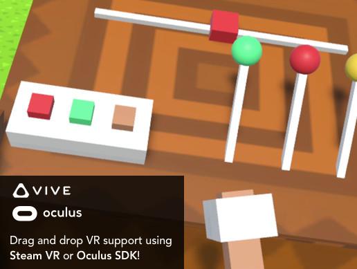 Easy Grab VR