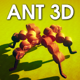Ant Simulator 3D: Insect Movement — Ant Simulation — Ant Robot